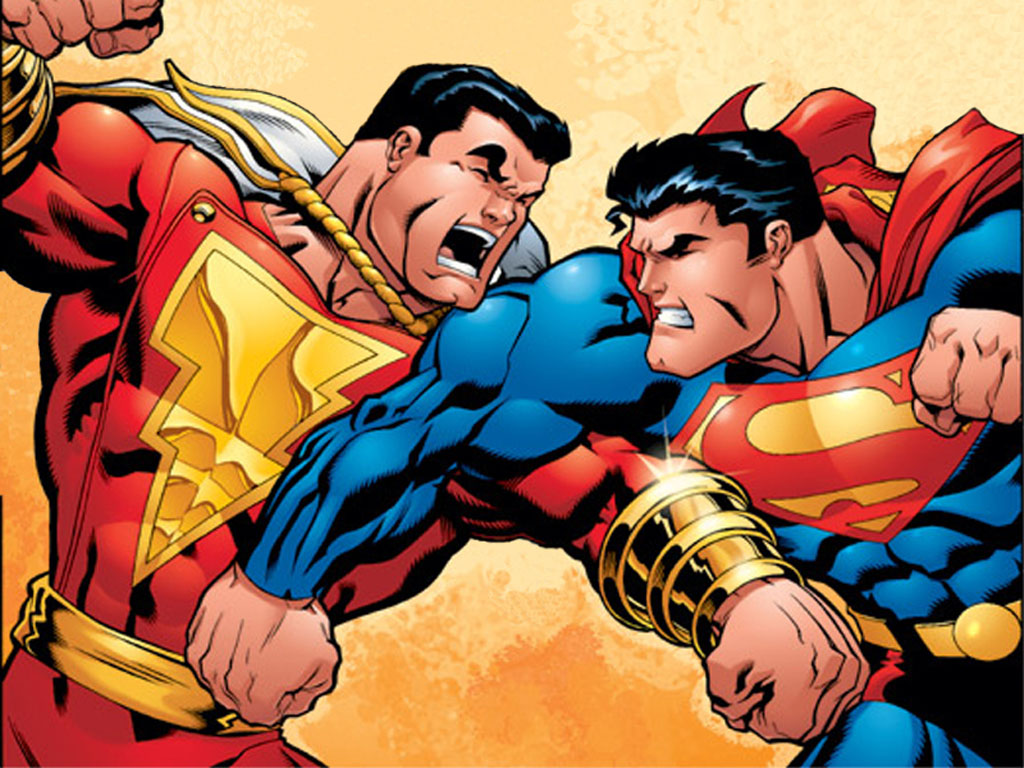 captain-marvel-vs-superman